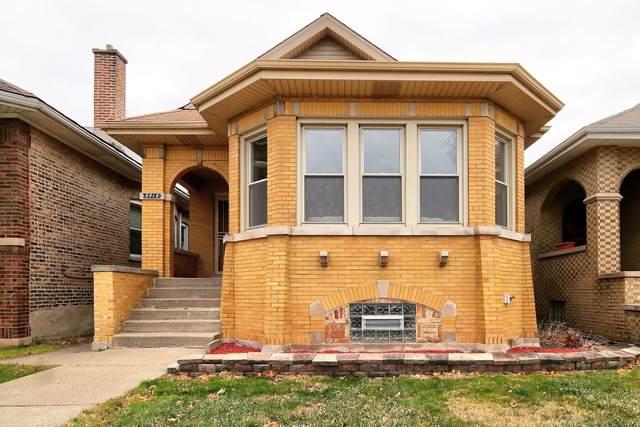 8418 S Dante Avenue, Chicago, IL 60619 (MLS #10958592) :: Schoon Family Group