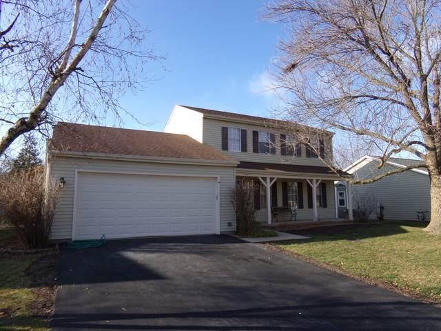 1004 Oakland Lane, Aurora, IL 60504 (MLS #10958596) :: Jacqui Miller Homes