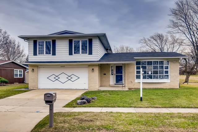 22539 Lakeshore Drive, Richton Park, IL 60471 (MLS #10958597) :: The Wexler Group at Keller Williams Preferred Realty