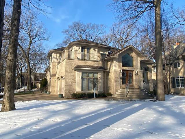 1000 S Broadway Avenue, Park Ridge, IL 60068 (MLS #10958634) :: Janet Jurich