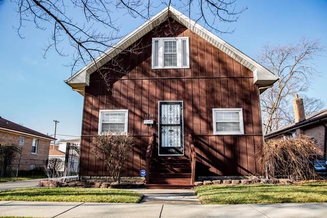 1928 S 15th Avenue, Broadview, IL 60155 (MLS #10958635) :: Suburban Life Realty