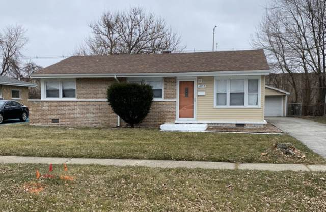 16159 Oxford Drive, Markham, IL 60426 (MLS #10958652) :: Schoon Family Group