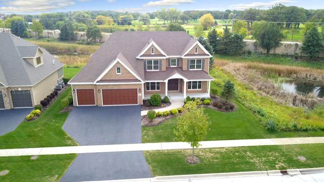 1997 Legends Drive, Wheaton, IL 60189 (MLS #10958720) :: Jacqui Miller Homes