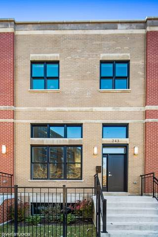 243 E 33rd Boulevard, Chicago, IL 60616 (MLS #10958741) :: Helen Oliveri Real Estate
