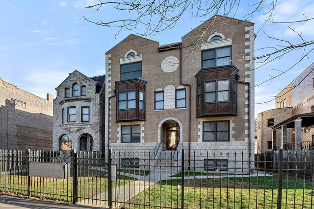 3971 S Ellis Avenue 4N, Chicago, IL 60653 (MLS #10958747) :: Helen Oliveri Real Estate