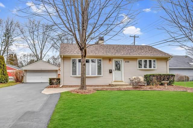 2102 Sigwalt Street, Rolling Meadows, IL 60008 (MLS #10958804) :: Jacqui Miller Homes