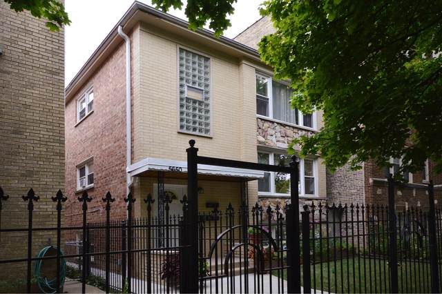 5650 N Christiana Avenue, Chicago, IL 60659 (MLS #10958935) :: Suburban Life Realty