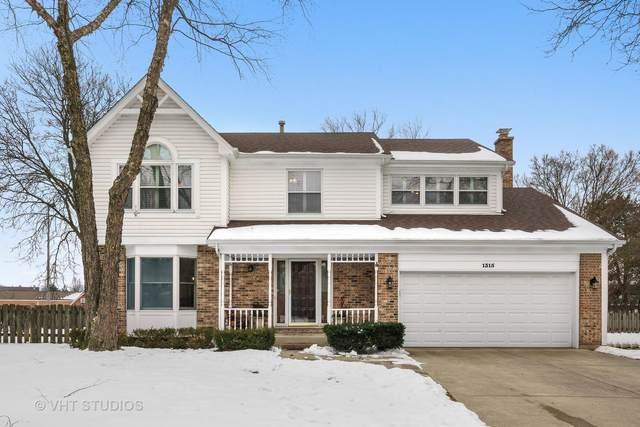 1315 E Eton Drive, Arlington Heights, IL 60004 (MLS #10958962) :: John Lyons Real Estate