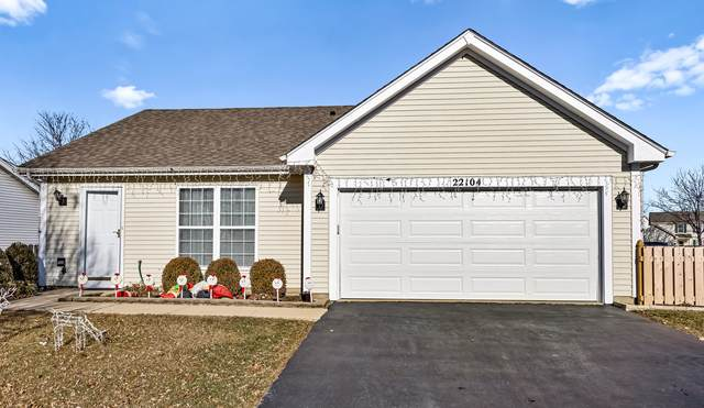 22104 W Miller Drive, Plainfield, IL 60544 (MLS #10959015) :: Schoon Family Group