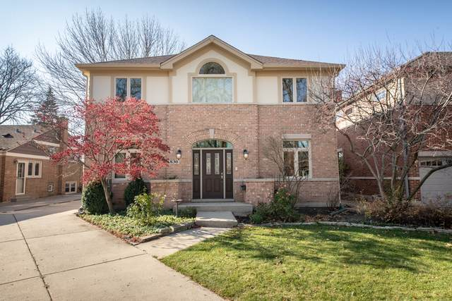830 Forestview Avenue, Park Ridge, IL 60068 (MLS #10959043) :: Ryan Dallas Real Estate