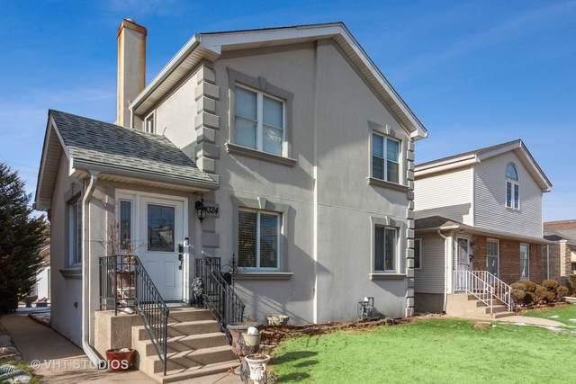 4324 N Ozark Avenue, Norridge, IL 60706 (MLS #10959115) :: Schoon Family Group