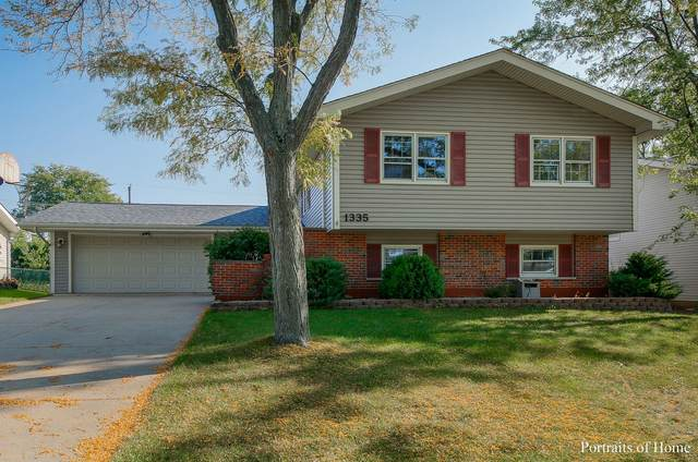 1335 Rosedale Lane, Hoffman Estates, IL 60169 (MLS #10959232) :: The Wexler Group at Keller Williams Preferred Realty
