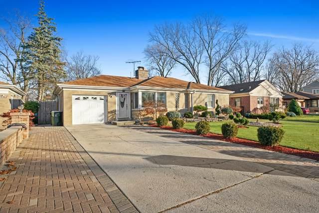 321 Desplaines Avenue, Riverside, IL 60546 (MLS #10959311) :: Helen Oliveri Real Estate