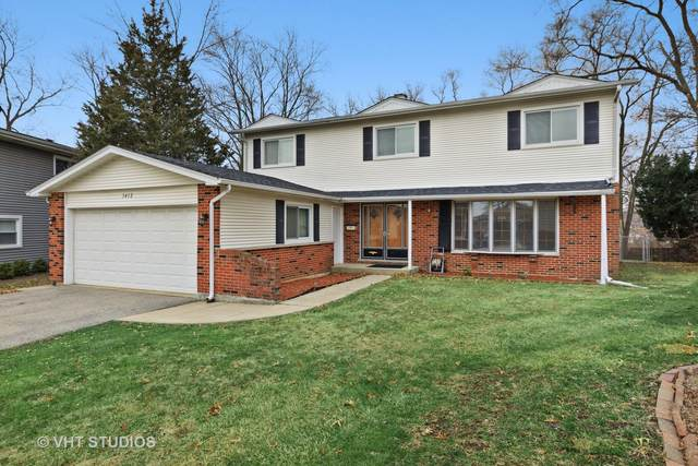1412 Colony Court, Lombard, IL 60148 (MLS #10959330) :: Jacqui Miller Homes
