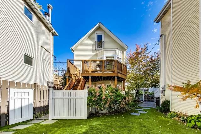 3257 N Oakley Avenue, Chicago, IL 60618 (MLS #10959335) :: Jacqui Miller Homes
