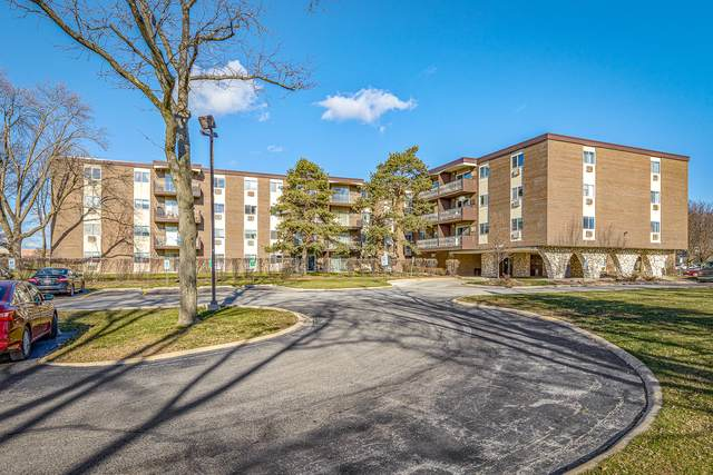 1321 S Finley Road #317, Lombard, IL 60148 (MLS #10959339) :: Jacqui Miller Homes