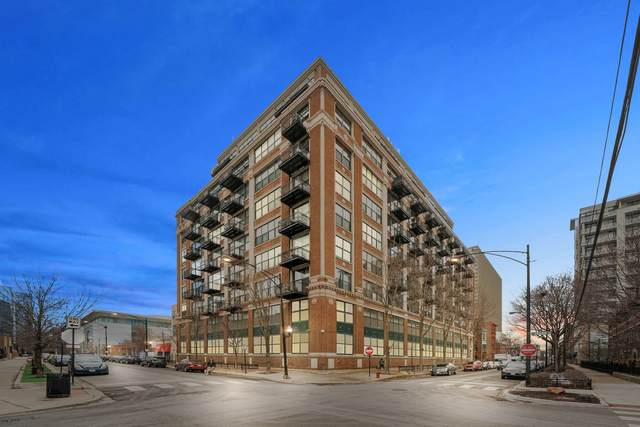 221 E Cullerton Street #412, Chicago, IL 60616 (MLS #10959364) :: The Wexler Group at Keller Williams Preferred Realty