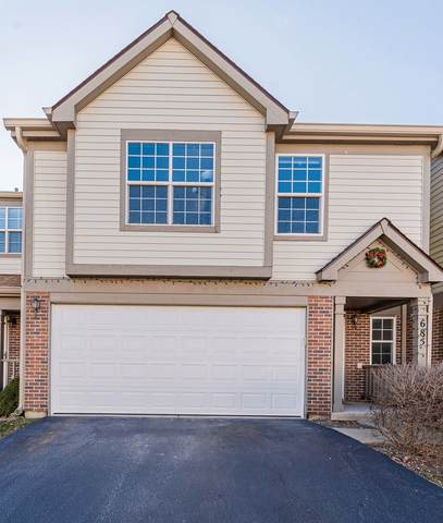 685 E Whispering Oaks Drive, Palatine, IL 60074 (MLS #10959377) :: The Wexler Group at Keller Williams Preferred Realty