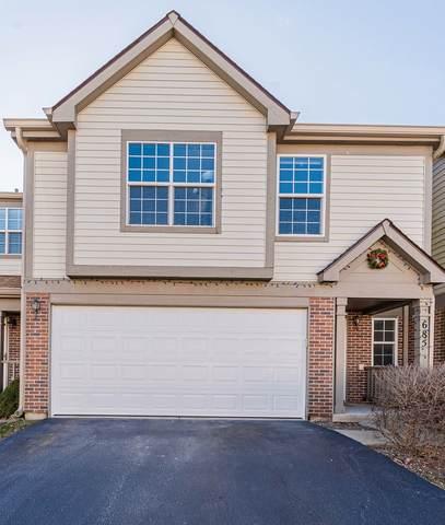 685 E Whispering Oaks Drive, Palatine, IL 60074 (MLS #10959377) :: Jacqui Miller Homes