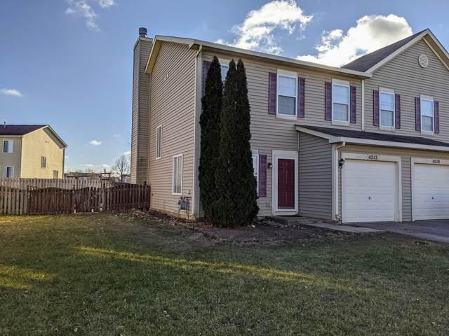 4212 Klatt Street, Plano, IL 60545 (MLS #10959561) :: Jacqui Miller Homes