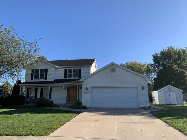 25652 W Colleen Court, Channahon, IL 60410 (MLS #10959594) :: Janet Jurich