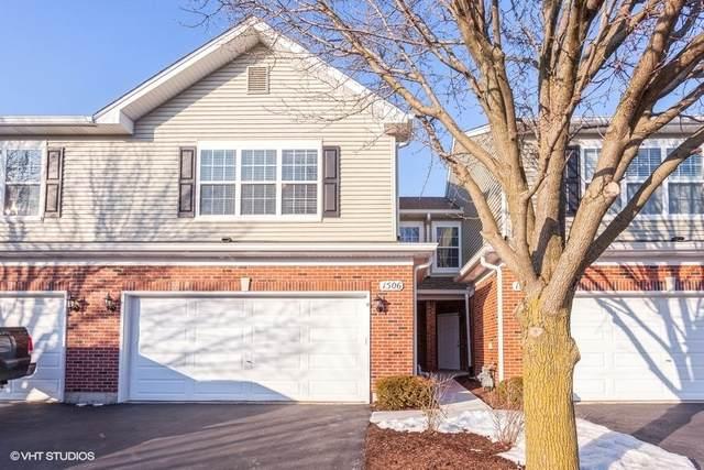 1506 Envee Drive, Bolingbrook, IL 60490 (MLS #10959658) :: Jacqui Miller Homes