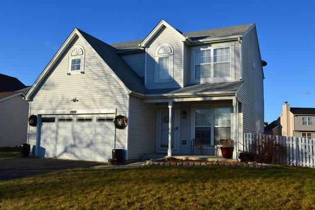2080 Longwood Court, Romeoville, IL 60446 (MLS #10959688) :: Jacqui Miller Homes