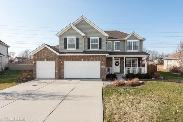 1473 S Saddlebrook Lane, Minooka, IL 60447 (MLS #10959727) :: Janet Jurich