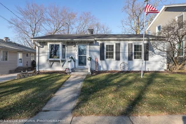 216 E Kansas Street, Elburn, IL 60119 (MLS #10959815) :: Schoon Family Group