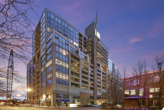 1530 S State Street #828, Chicago, IL 60605 (MLS #10959980) :: Helen Oliveri Real Estate
