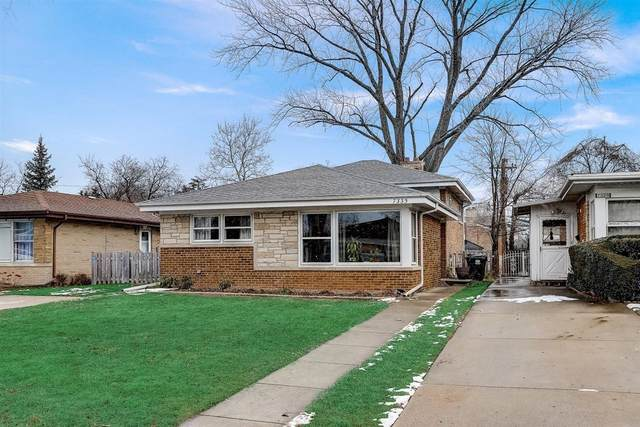 7335 N Kilbourn Avenue, Lincolnwood, IL 60712 (MLS #10960002) :: The Spaniak Team