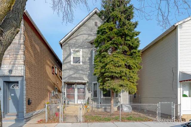 2506 W 38th Street, Chicago, IL 60632 (MLS #10960022) :: Suburban Life Realty