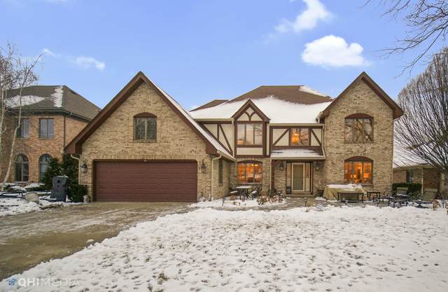 1712 Lakeview Drive, Darien, IL 60561 (MLS #10960041) :: The Spaniak Team