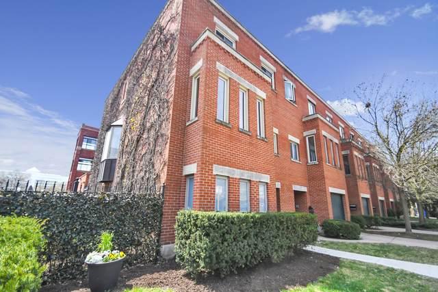 2235 W Polk Street A, Chicago, IL 60612 (MLS #10960048) :: Helen Oliveri Real Estate
