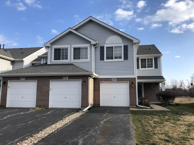 8283 Ripple Rdg Drive #8283, Darien, IL 60561 (MLS #10960079) :: The Spaniak Team