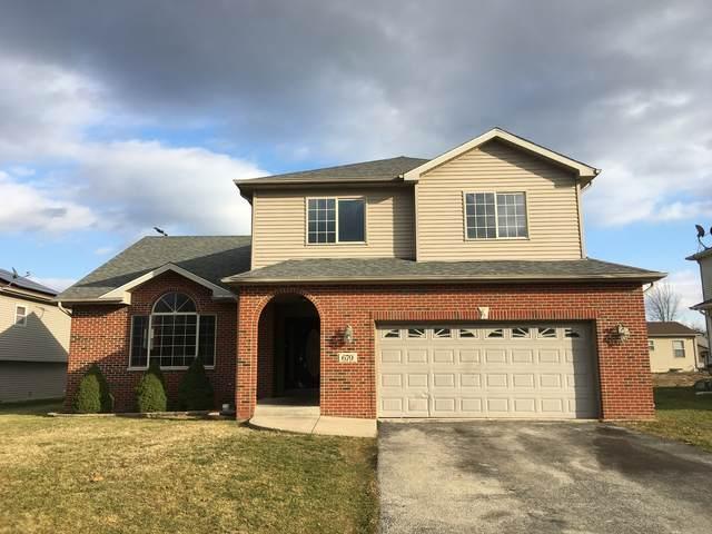 679 Madisen Lane, University Park, IL 60484 (MLS #10960122) :: Helen Oliveri Real Estate