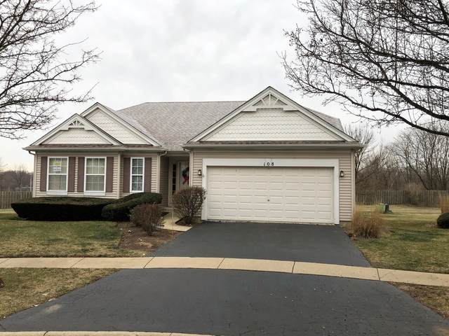 108 River Run Court, Oswego, IL 60543 (MLS #10960177) :: The Dena Furlow Team - Keller Williams Realty