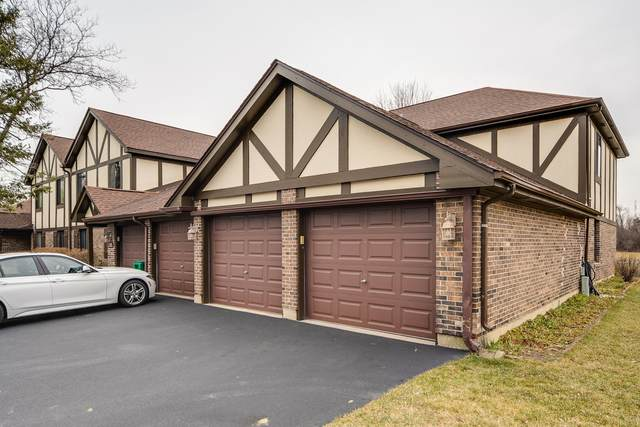 1030 Cottonwood Court 2A, Wheeling, IL 60090 (MLS #10960275) :: The Wexler Group at Keller Williams Preferred Realty