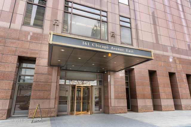 161 E Chicago Avenue 47E, Chicago, IL 60611 (MLS #10960504) :: The Wexler Group at Keller Williams Preferred Realty