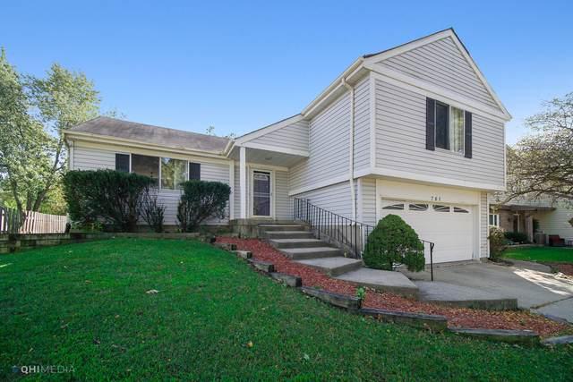 761 W Appletree Lane, Bartlett, IL 60103 (MLS #10960570) :: Jacqui Miller Homes