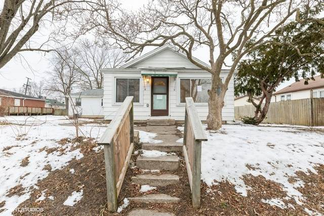 3010 Jackson Avenue, South Chicago Heights, IL 60411 (MLS #10960619) :: Jacqui Miller Homes