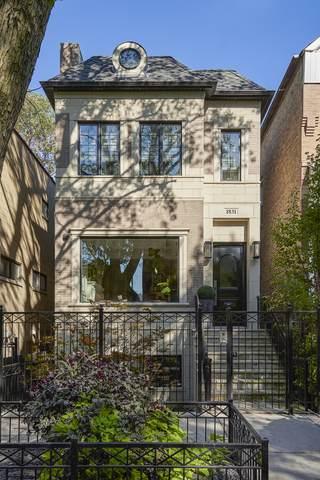 1831 N Paulina Street, Chicago, IL 60622 (MLS #10960751) :: John Lyons Real Estate