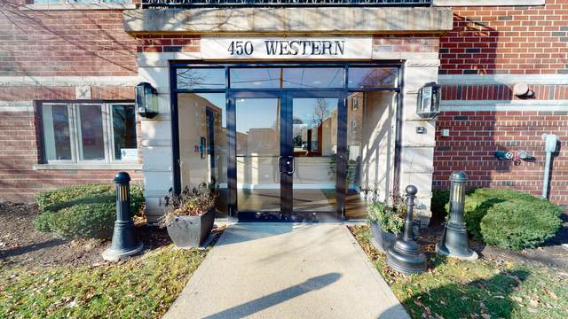 450 S Western Avenue #502, Des Plaines, IL 60016 (MLS #10960764) :: The Wexler Group at Keller Williams Preferred Realty
