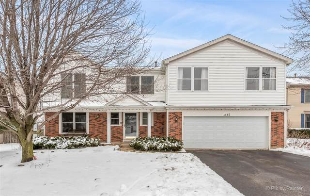 1442 Woodscreek Circle, Crystal Lake, IL 60014 (MLS #10960852) :: The Dena Furlow Team - Keller Williams Realty