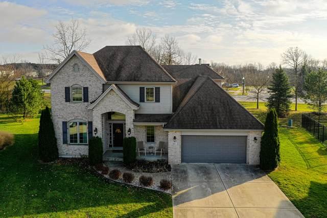 16619 W Meadow Hill Lane, Lockport, IL 60441 (MLS #10960885) :: Jacqui Miller Homes