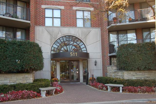 511 Aurora Avenue #409, Naperville, IL 60540 (MLS #10960916) :: The Wexler Group at Keller Williams Preferred Realty