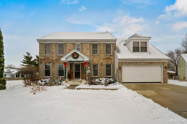 2506 Meadow Green Court, Aurora, IL 60506 (MLS #10960946) :: Janet Jurich