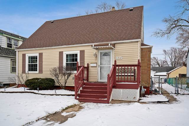 11947 Ann Street, Blue Island, IL 60406 (MLS #10960962) :: Janet Jurich
