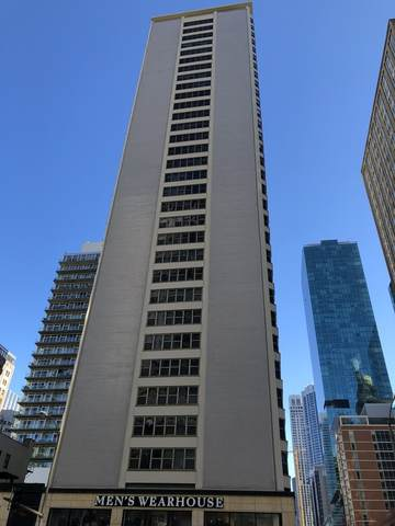 535 N Michigan Avenue #408, Chicago, IL 60611 (MLS #10961071) :: Touchstone Group