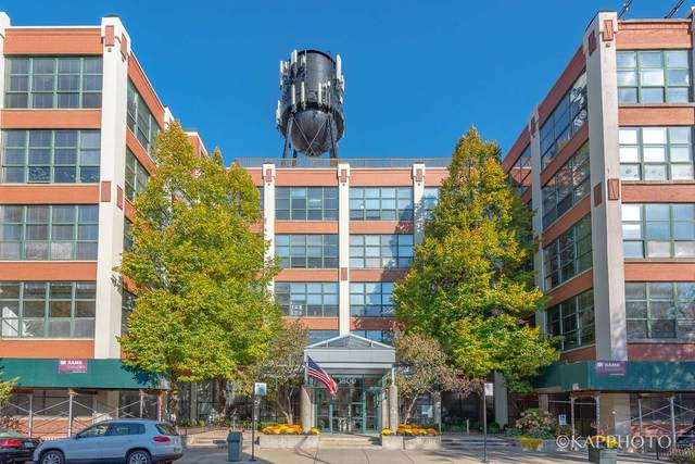 1800 W Roscoe Street #222, Chicago, IL 60657 (MLS #10961180) :: The Wexler Group at Keller Williams Preferred Realty